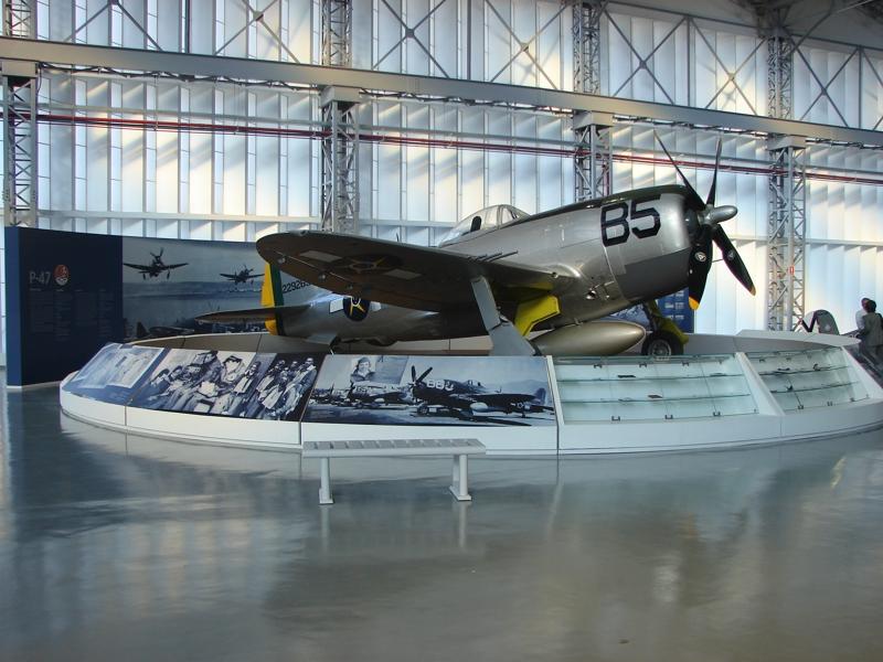 museu_TAM P-47D