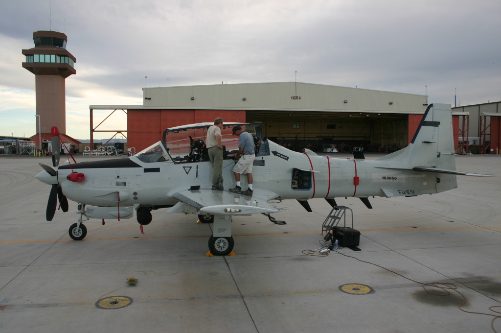 Industria Militar de Brasil - Página 2 Super-Tucano-A-29B-Imminent-Fury-IF-Phase-I-12