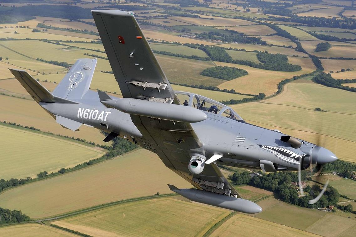 AT-6-LAAR-foto-2-Hawker-Beechcraft-via-L