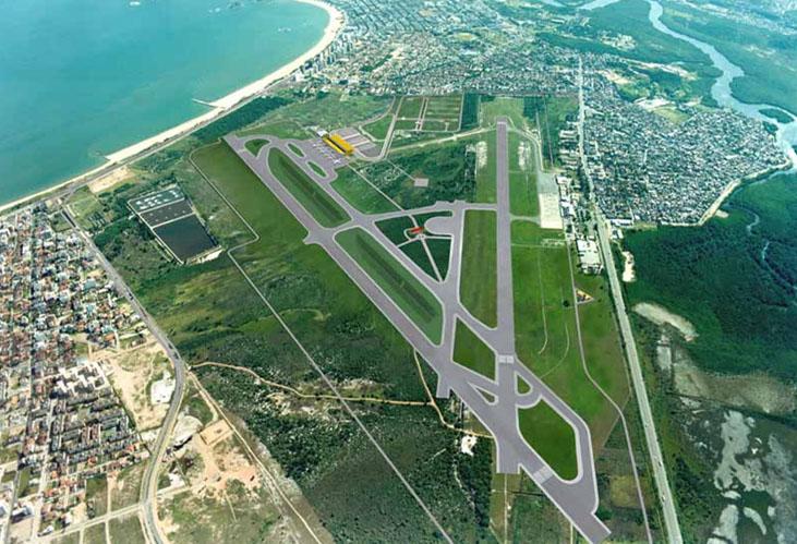 Aeroporto De Vitoria : Aeroporto de vitória recebe novos investimentos poder