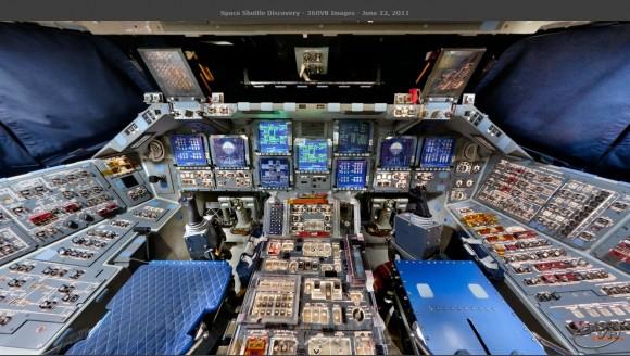 space shuttle virtual tour - photo #14