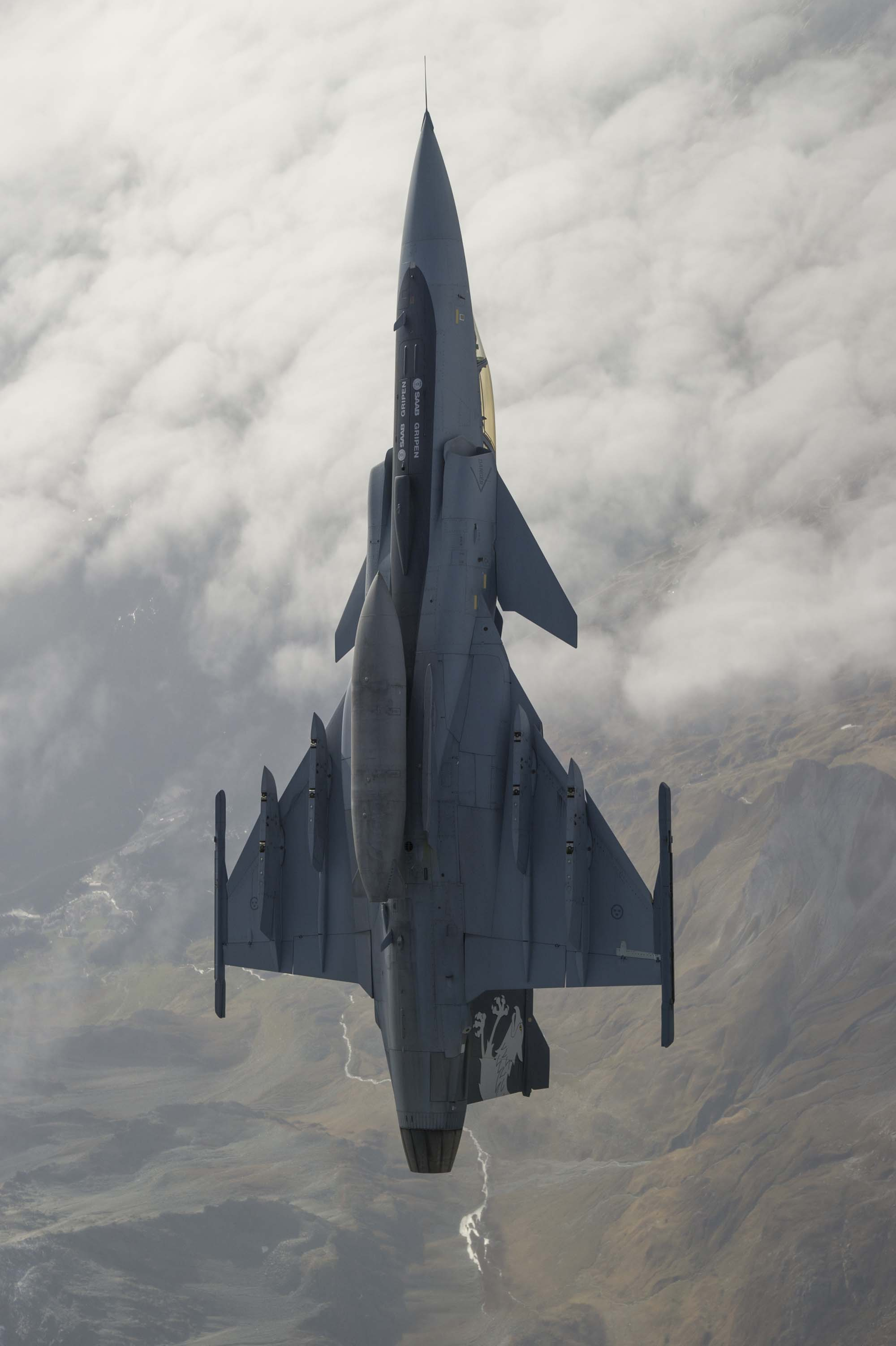 """A F A S I A: Why Canada Should Buy The Saab Gripen E Jas39 """"NG"""" Fighter"""