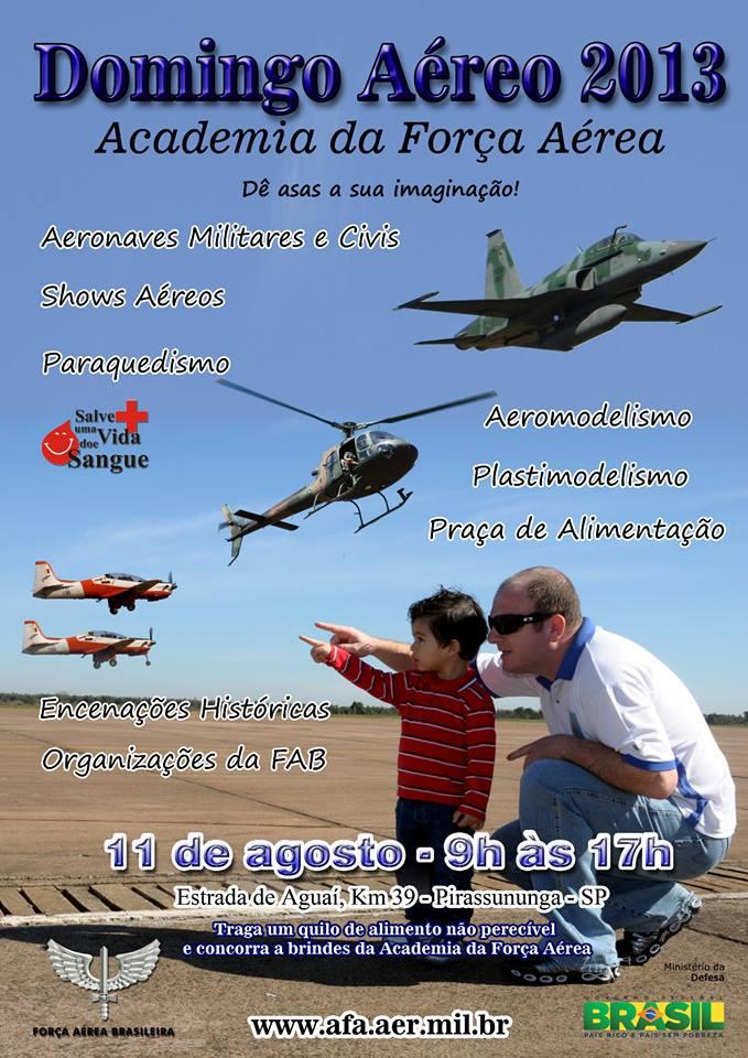 Domingo aéreo 2013 – afa! dia 11/08