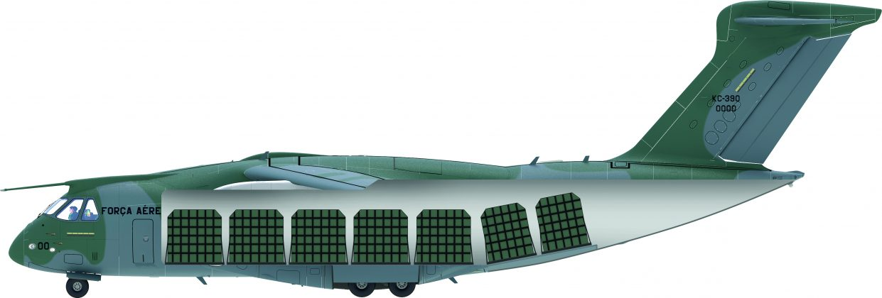 KC390_2014-05_Carregamentos_7-Pallets-2-