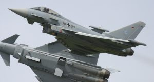 Eurofighter Typhoon da Luftwaffe