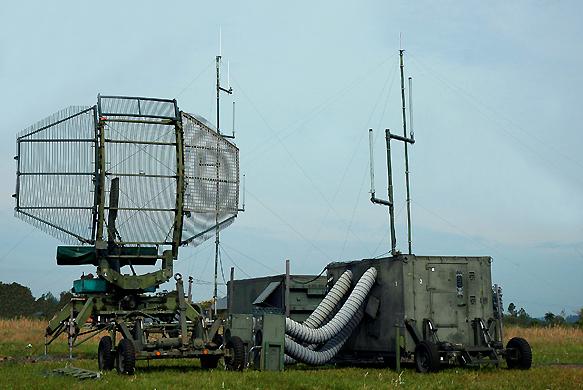 Radar Westinghouse AN TPS-43
