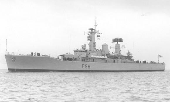 HMS Argonaut-foto RN