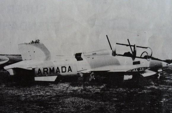 MB339-4-A-112 abandonado