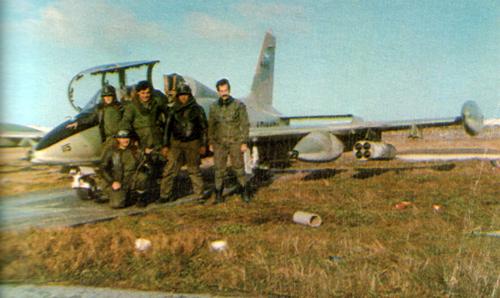 MB339-4-A-115 apos o ataque-Crippa a direita