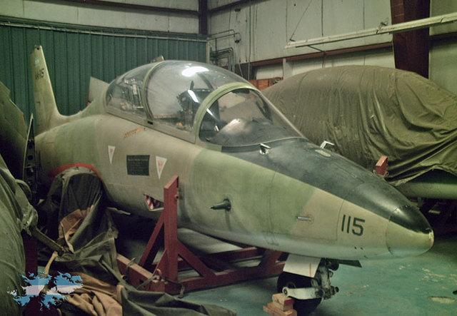 MB339-4-A-115 estocado