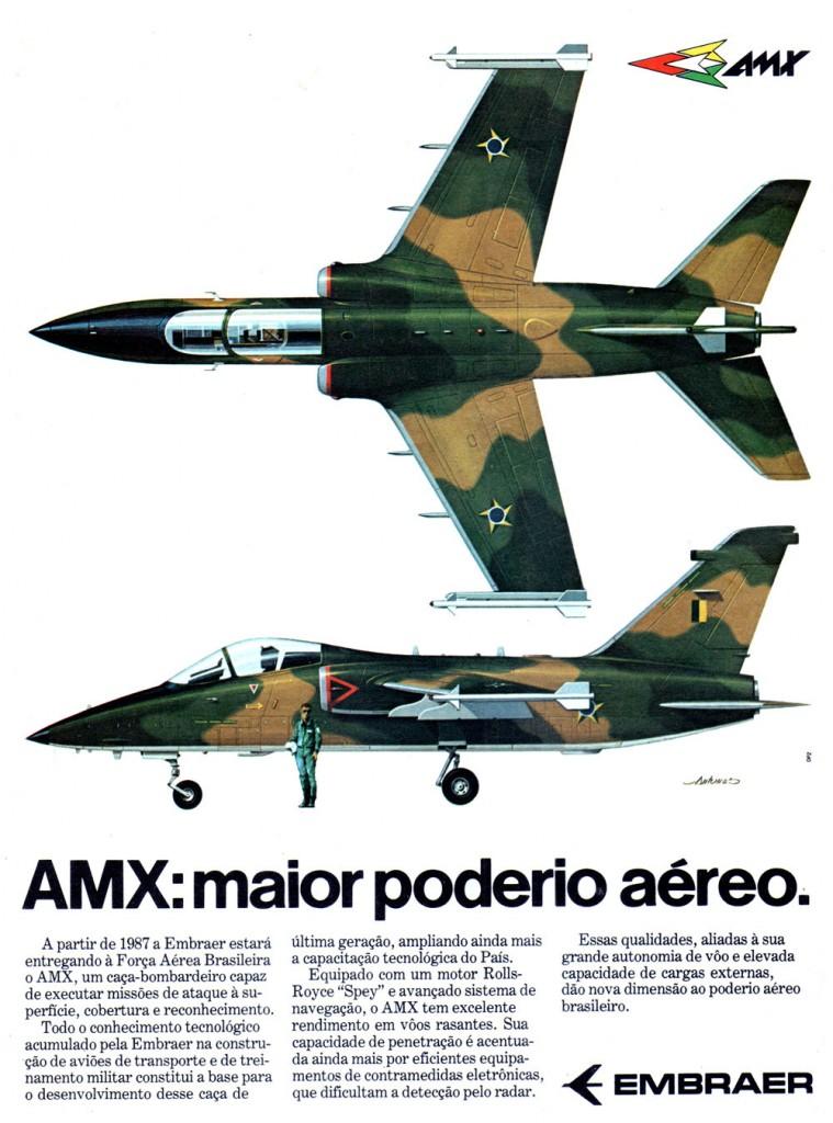 Publicidade AMX