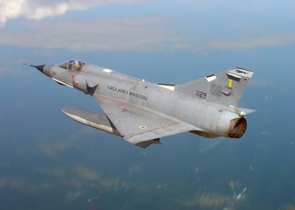 F-103E 4929 1º GDA 2006  - Coleção Camazano
