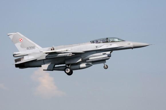F-16 Polonia - ELITE 2010 - foto ejercito del aire