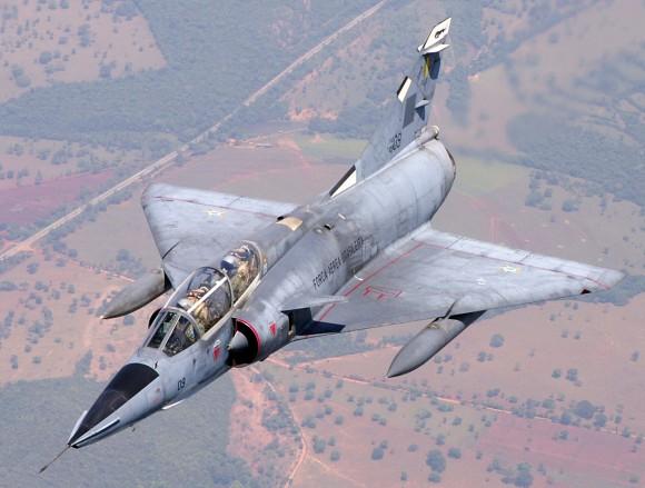 Mirage IIIDBR F-103D -  - Coleção Camazano