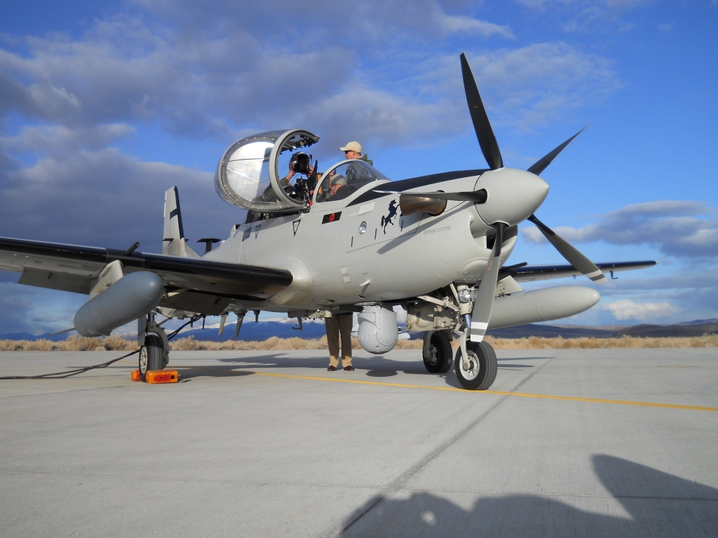 Super Tucano A-29B Imminent Fury (IF) Phase I - 6