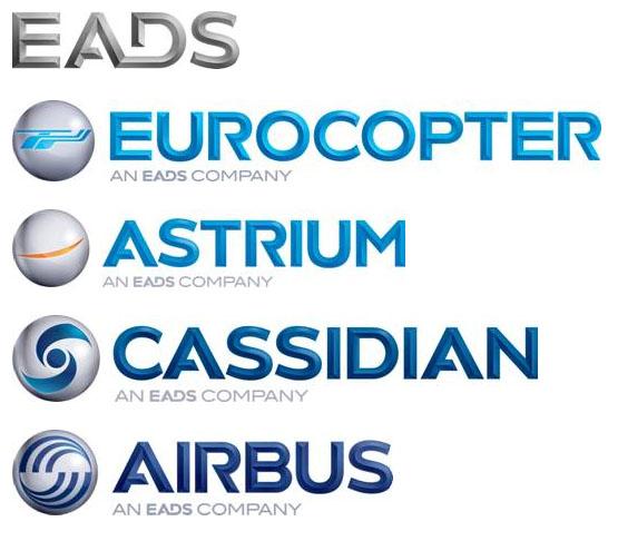 New EADS logo