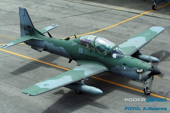 Super Tucano A-29B FAB - Cruzex V