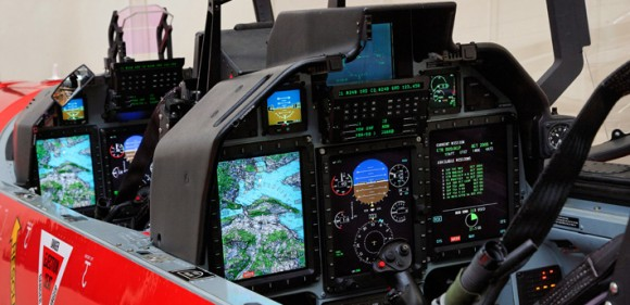 Cockpit PC-21 - foto Pilatus Aircraft