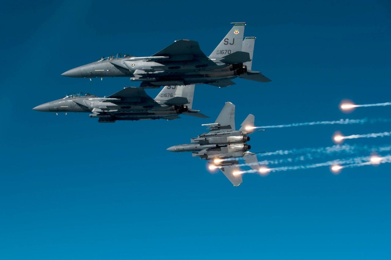 F-15E-USAF