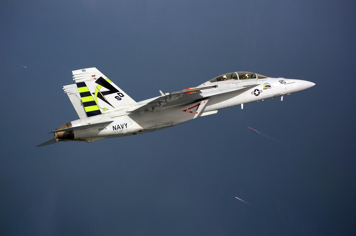 Green Hornet - foto USN