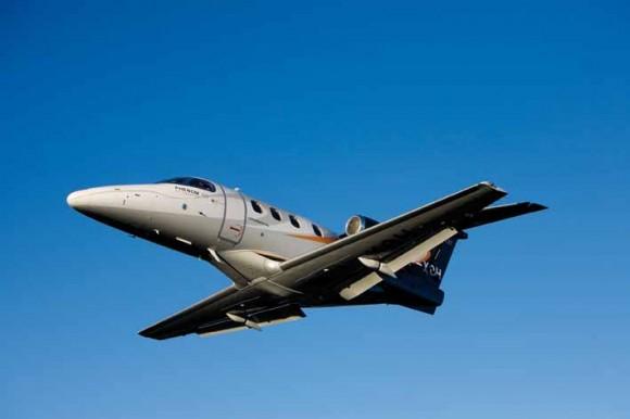Phenom 100 - foto Embraer