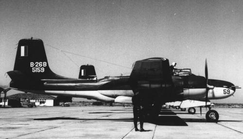 B-26 Invader FAB