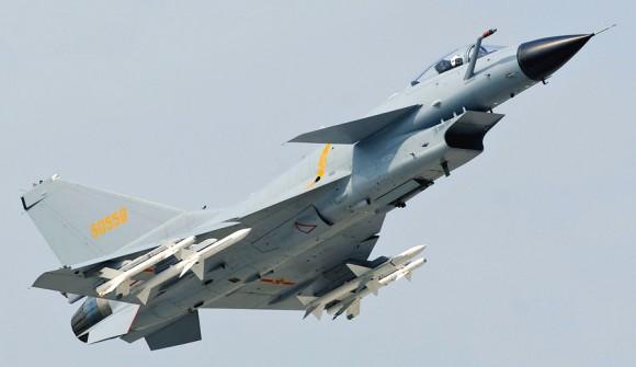J-10 PLAAF
