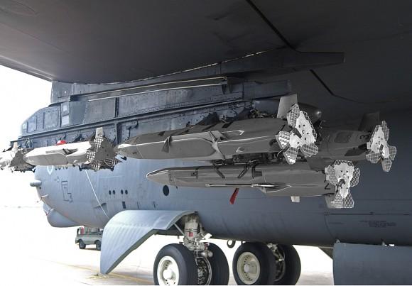 MALDs on a B-52