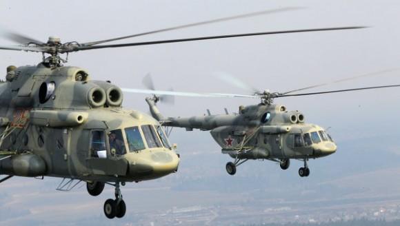 Mi-17 - foto Ria Novosti