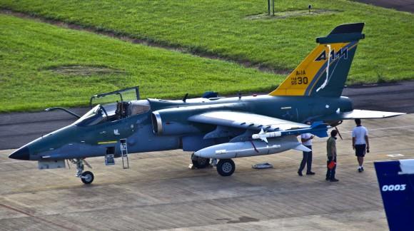 A-1M em alta