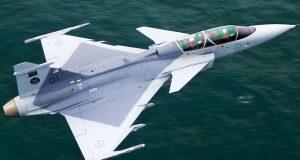 Saab Gripen D da SAAF