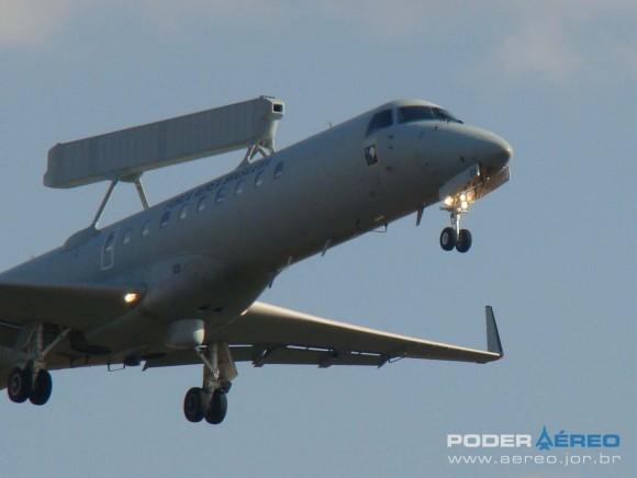 E-99 - Esquadrão Guardião - Domingo Aéreo AFA 2011 - foto 3 Nunão Poder Aéreo