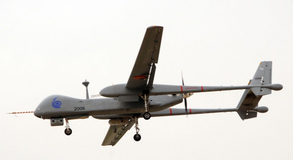 Heron TP UAV