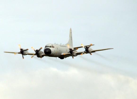 P-3 frente