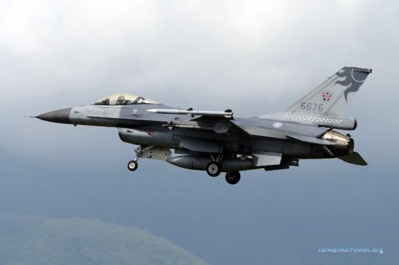 F-16 Taiwain via TaiwanAirPower