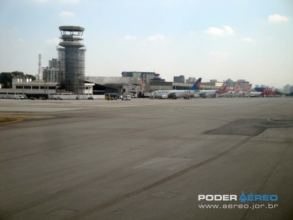 Aeroporto de Congonhas - foto 2 Nunão - Poder Aéreo
