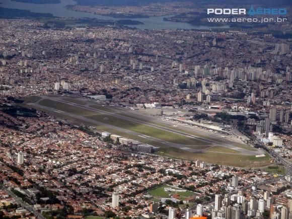 Aeroporto de Congonhas - foto Nunão - Poder Aéreo
