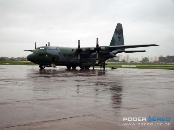 C-130 da FAB no Portões Abertos 2011 DCTA - foto 2 Nunão - Poder Aéreo
