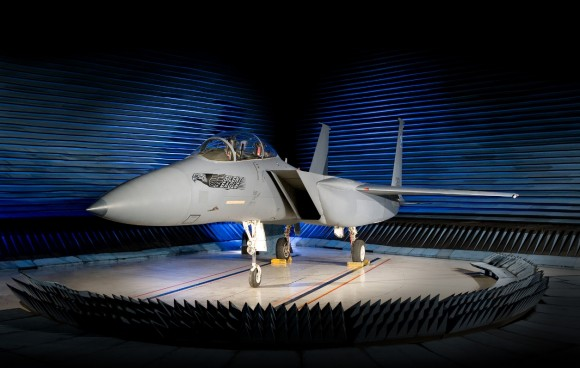 F-15 Silent Eagle - foto Boeing