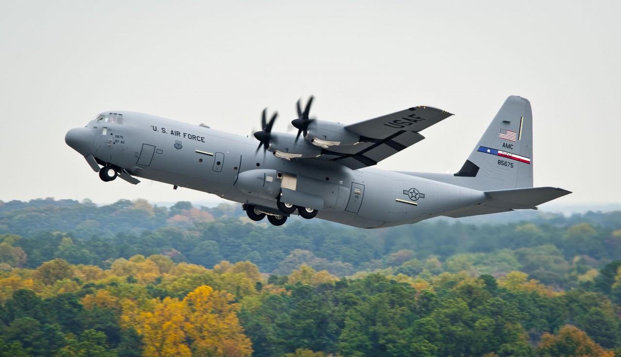 Lockheed C-130J