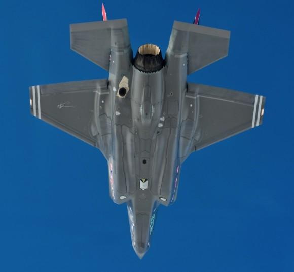 F-35A - foto Lockheed Martin