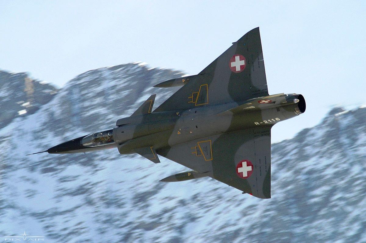 Mirage IIIS foto 3
