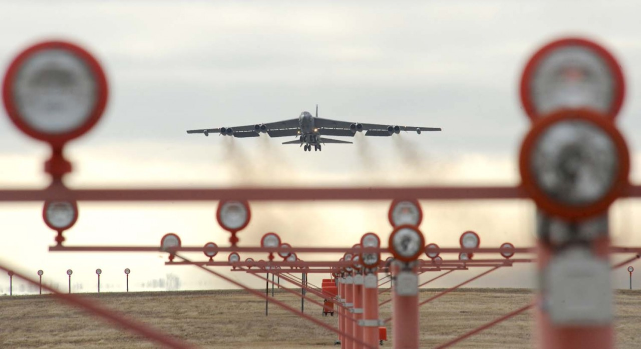 B-52 - foto USAF
