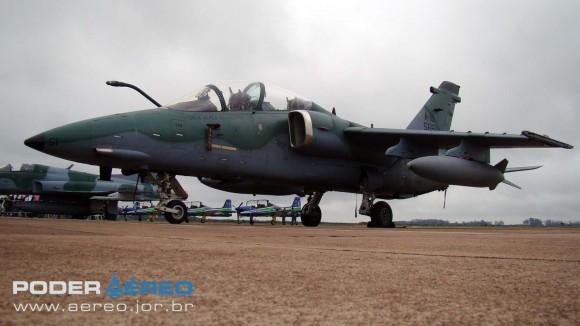 A-1B  5651 - 60 anos da Fumaça - foto Nunão - Poder Aéreo