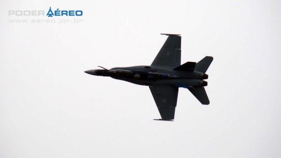 CF-18 Hornet  - foto 4 Nunão - Poder Aéreo