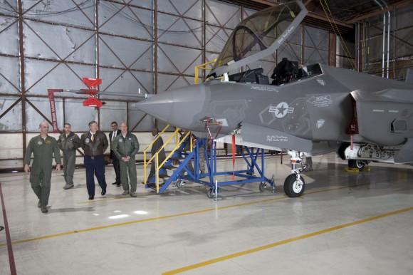 F-35 foto USAF