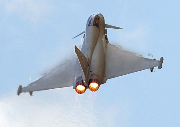 EJ 200 Eurofighter Typhoon - foto Rolls Royce