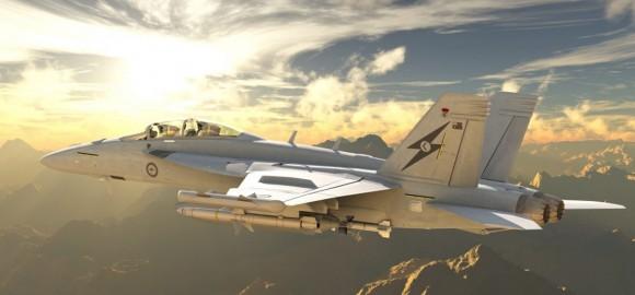 Growler RAAF - concepção - imagem via Min Def da Austrália