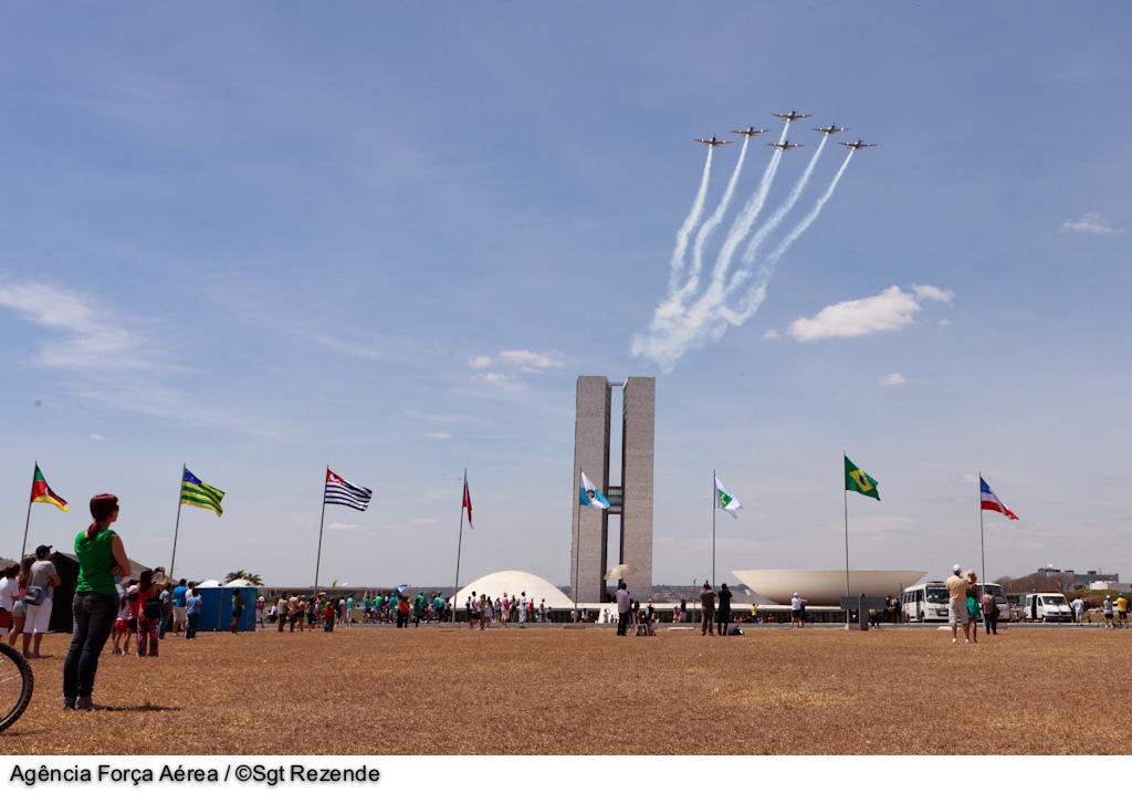 7 de setembro de 2012 - brasilia - fumaca2