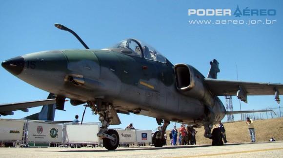 A-1 em Portões Abertos - foto 2 Nunão - Poder Aéreo